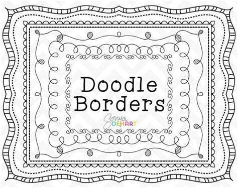 doodlebug frame for sale best 20 borders and frames ideas on