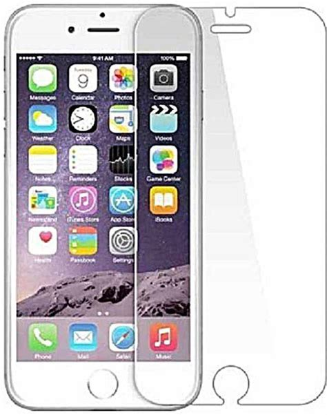 unique tempered glass guard  apple iphone se apple