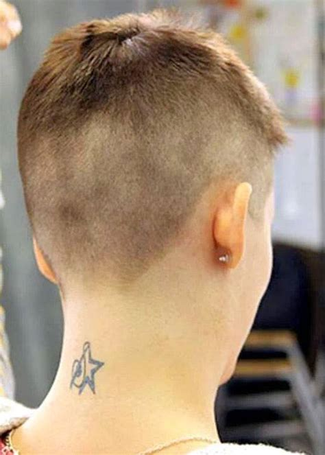 pixie cut with shaved nape 109 best images about shaved nape on pinterest
