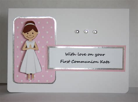 card for communion confirmation cards cards by