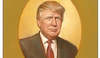 donald presidential picture the official portrait of president elect donald