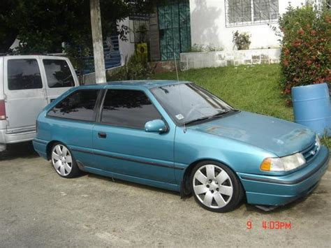 Pedal Mobil Luxury By Excell joker69er 1994 hyundai excel specs photos modification