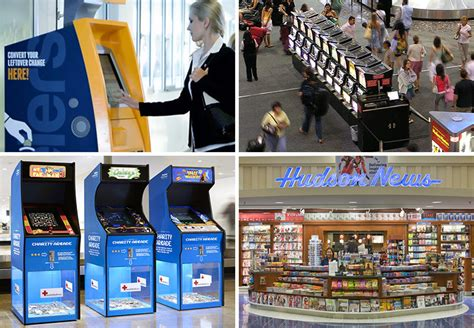 Gift Card Exchange Kiosk Las Vegas - 5 things you can do with your leftover currency at the airport contemporist