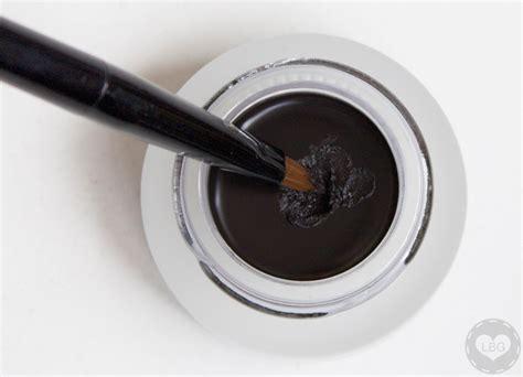 Maybelline Eyeliner Gel le maybelline gel eyeliner review swatches