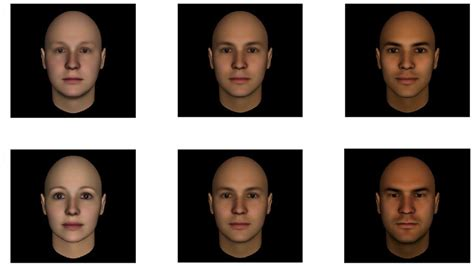 how to look happy do you have a happy or angry resting face it may affect