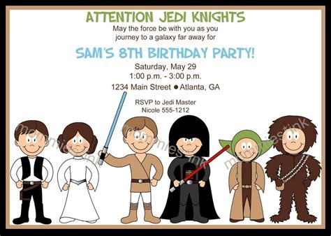 printable star wars invitations free thank you printable lego new calendar template site