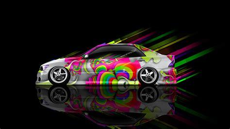 altezza car 2014 toyota altezza jdm abstract aerography car 2014 el tony