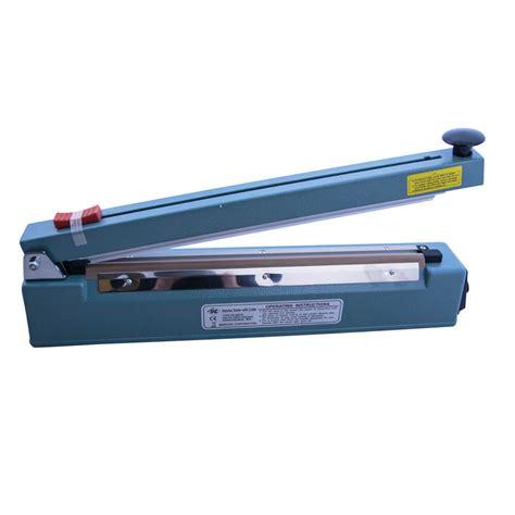 Heat Seal Heat Sealer Machines 200mm To 1000mm Qis Packaging