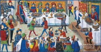banchetti medievali banchetti e libagioni nel medioevo s t r a v a g a n z a