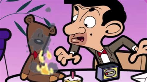 teddy   fire  bean official cartoon youtube