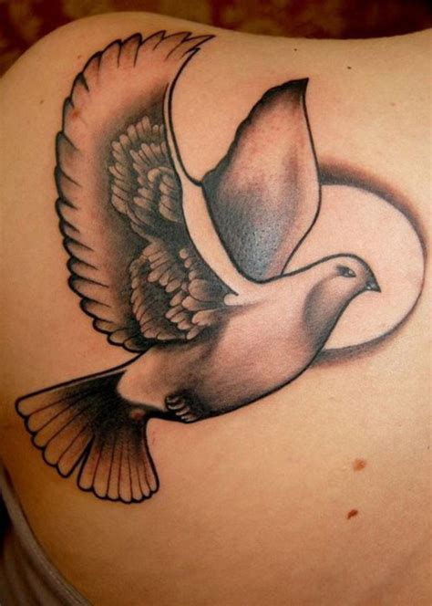 decent tattoo designs 40 interesting dove tattoos creativefan