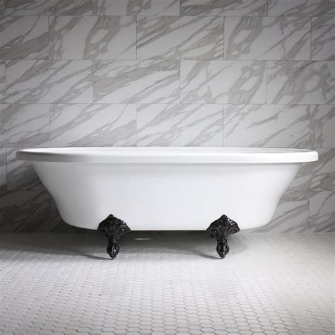 extra large bathtubs hlxl73 73 quot hotel collection extra large double ended