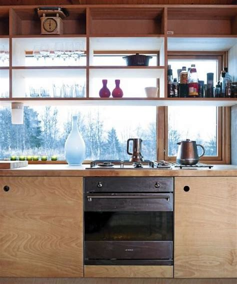 plywood kitchen cabinet plywood cabinets kitchens pinterest