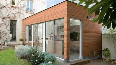 Prix Extension Maison 50m2 4572 by Ordinaire Extension De Maison En Bois Prix Au M2 9