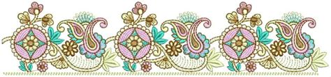 Sobar Tunic 2012 flat embroidery lace design collection embroidery