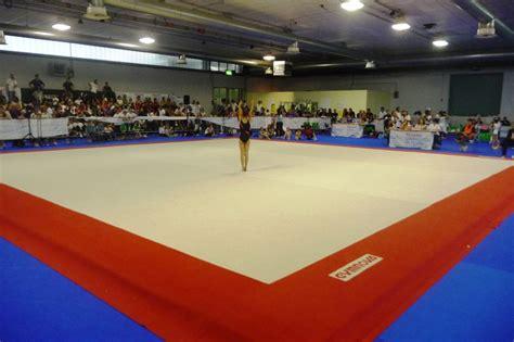 pedana ginnastica artistica federazione ginnastica d italia