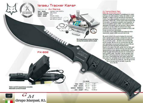cucina da co militare coltelli tattici militari israeli tracker kapap coltelli