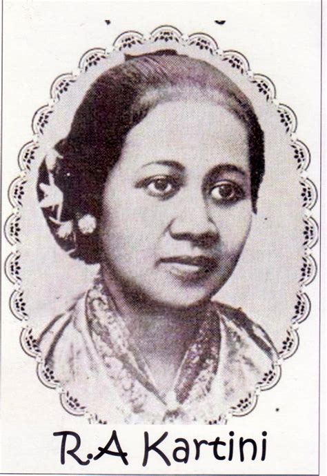 biografi kartini kartini pioneer in the area of women s rights for indonesians