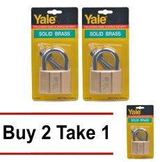Gembok Yale V140 Padlock V140 30 yale door hardware lock philippines yale door hardware