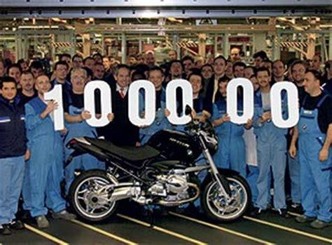 Bmw Motorräder Aus Berlin by Erstmals 100 000 Bmw Motorr 228 Der In Einem Jahr Verkauft