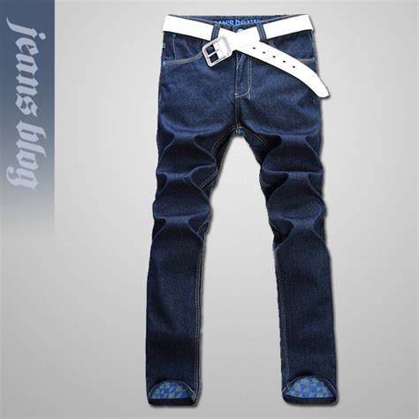 stylish  fashionable designer jeans  men sports