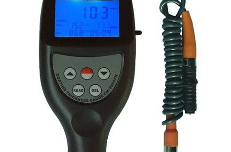 Ultrasonic Water Depth Meter Tester Rs02 pentingnya thickness meter