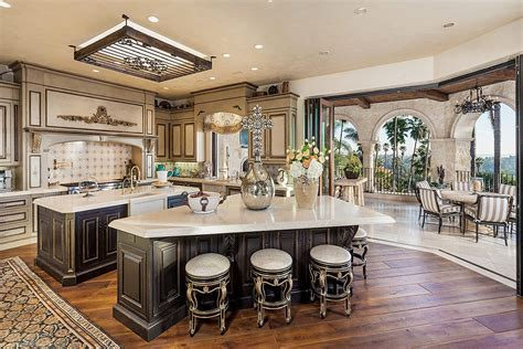 French Country Dining Room Decor by 7 Custom Luxury Kitchen Designs We Can T Afford