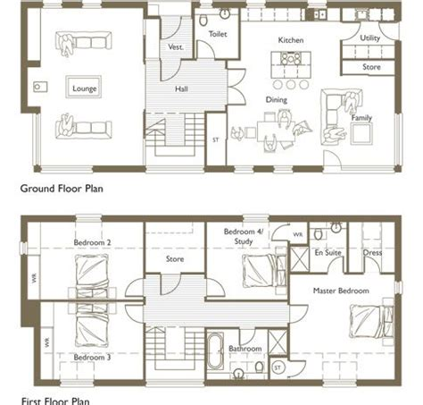 barn homes floor plans two story barndominium youtube 17 best 1000 ideas about