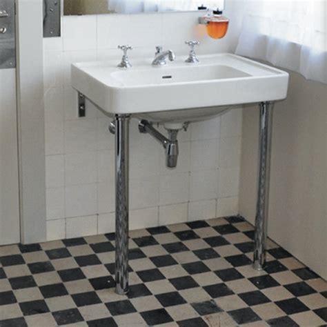 evier sur pied les lavabos herbeau 224 la villa cavrois mat 233 riaux et