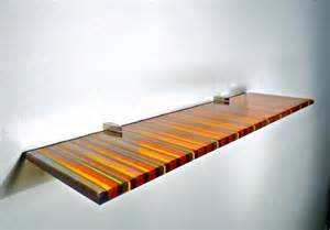 Hanging Room Divider by Artful Glass Shelves Modern Display And Wall Shelves