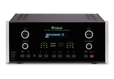 mcintosh mx home theater processors home theater