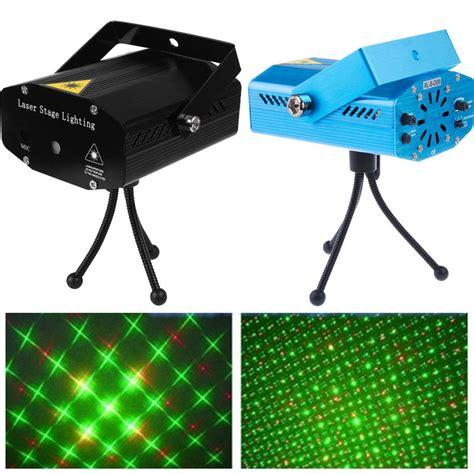 Mini Laser Stage Light Multicolor Projector 12 Pattern Blue aliexpress buy mini led laser projector
