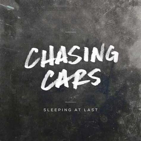 at least testo sleeping at last chasing cars testo traduzione e audio