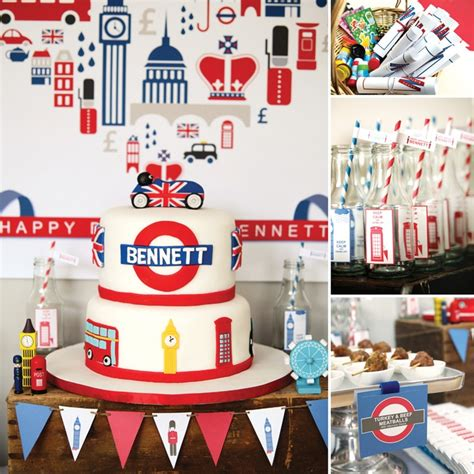 themed birthday parties london top 19 ideas about kids party british on pinterest