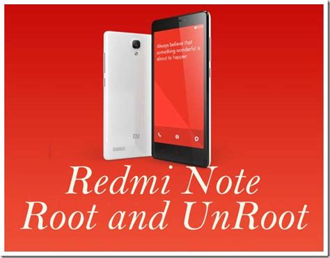 Tutorial Unroot Xiaomi Redmi Note | how to root and unroot xiaomi redmi note 3g android
