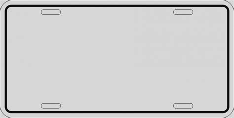 license plate template pictures of free blank brochure template for students the