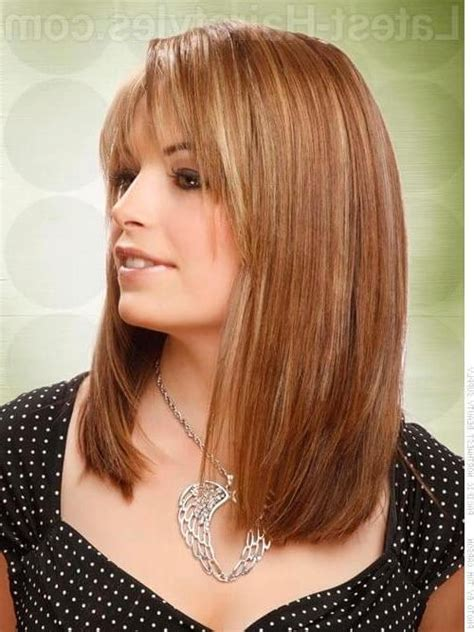 Updated Hairstyles by Updated Hairstyles With Bangs Style By Modernstork