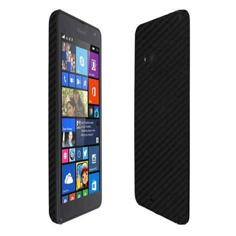 Www Microsoft Lumia 535 skinomi techskin microsoft lumia 535 carbon fiber skin protector