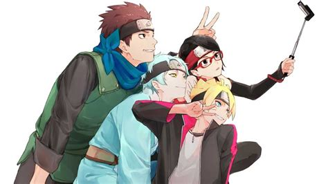 anime boruto buktikan uchiha clan terhebat ternyata benar sarada lebih