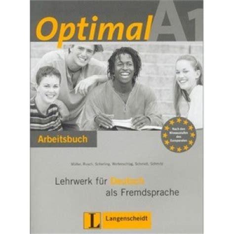 libro logisch neu arbeitsbuch a1 optimal a1 arbeitsbuch libro de ejercicios