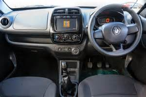 Renault Kwid Interior Renault Kwid 1 0l 1000cc Review New Engine Does The