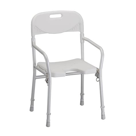 folding shower stool without back perching stool with back and arms low prices
