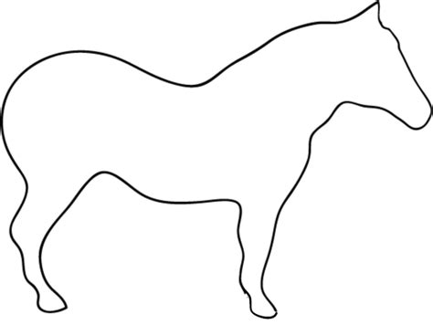 Zebra Outline Picture by Free Coloring Pages Of Outline Of Zebra