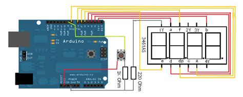 arduino tutorial 7 segment display learn how to use 7 segment led display using arduino use