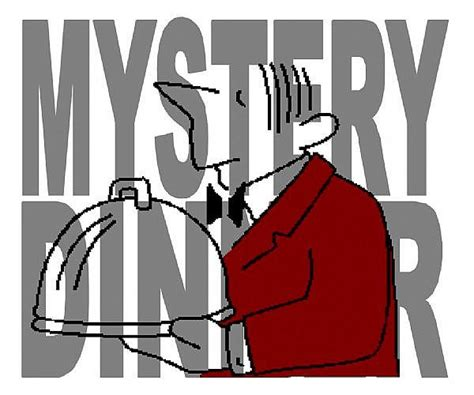 whodunit dinner rehearsal mystery dinner bubbly