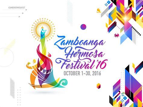 design contest philippines 2016 zamboanga la hermosa festival calendar of events