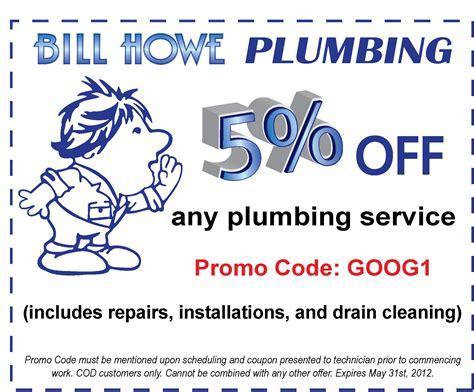Plumbing Coupon by Plumbing Coupon Goog1