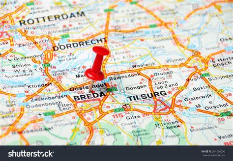 breda netherlands on map netherlands map breda