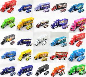 new disney cars toys new disney pixar hauler mack truck cars1 cars2 metal