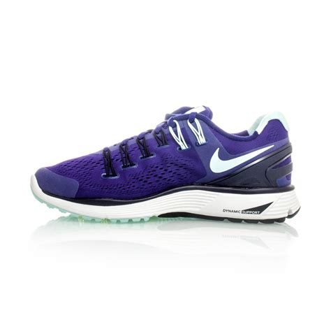 nike black and purple running shoes nike lunareclipse 3 womens running shoes purple teal
